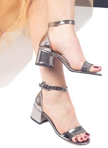 Tripy Ayakkabı Gümüş